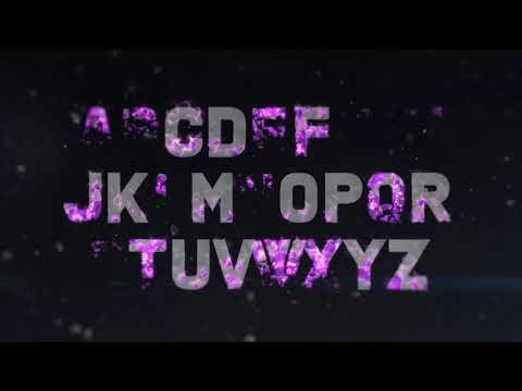 Premiere Pro Template: Fracture Titles - Animated Typeface + Free Download