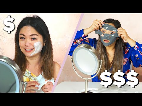 Women Try Cheap Vs. Expensive Asian Skin Care Products