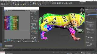 Autodesk 3ds Max Dog UV Mapping And Unwrapping Tutorial
