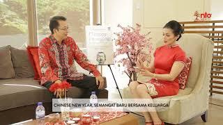 Happy Parenting with Novita Tandry di Berita Satu TV topik Semangat Baru bersama Keluarga