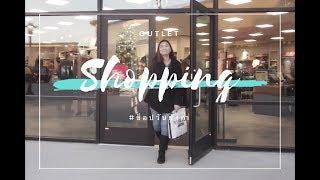 Shopping Outlet | เมียฝรั่งพาช็อป เอ้าท์เล็ตบ้านนอกของอเมริกา