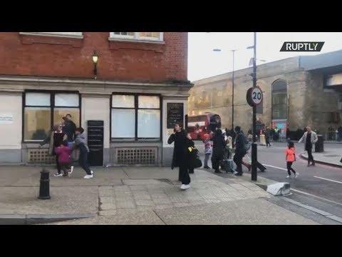 Επίθεση με μαχαίρι στην περιοχή της Γέφυρας του Λονδίνου