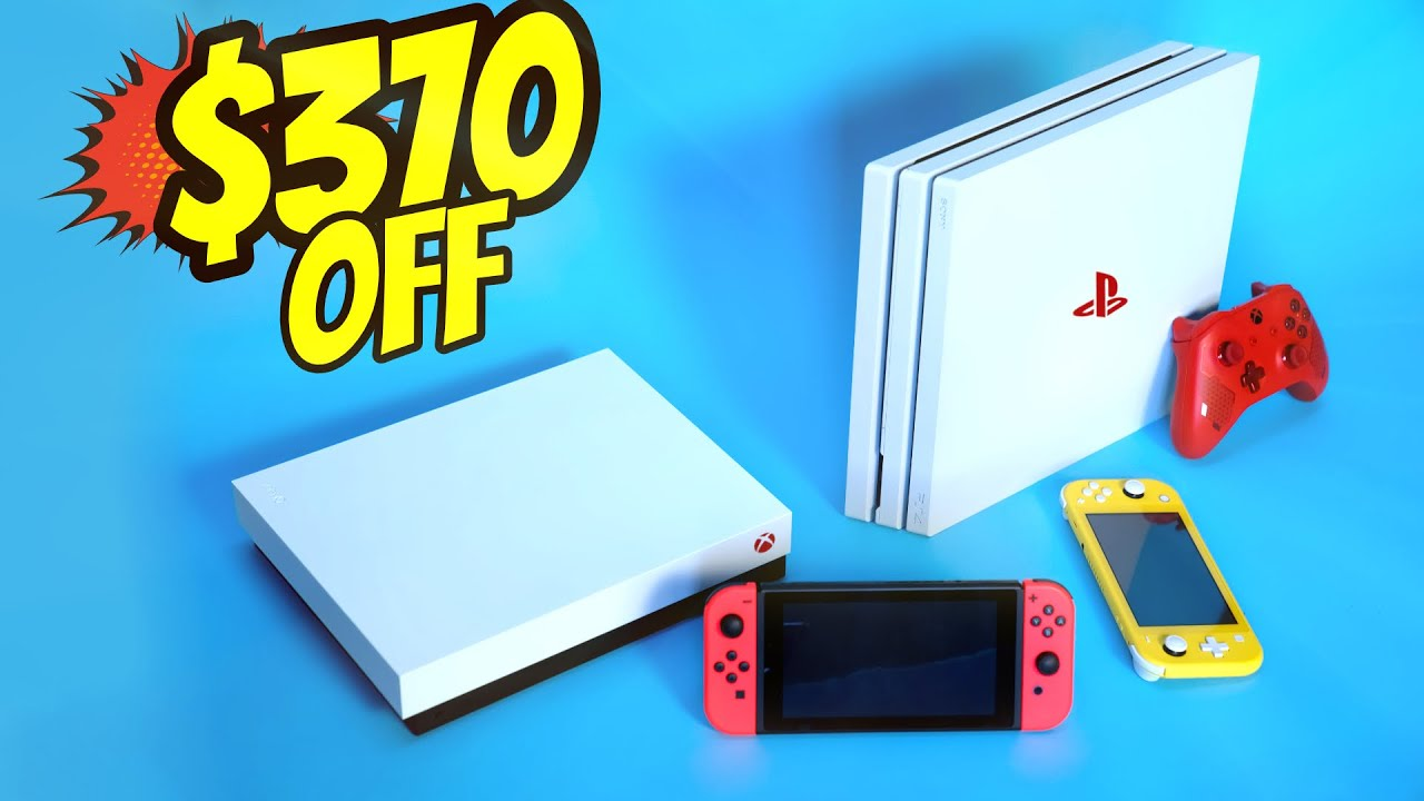 Special offers on gamers devices