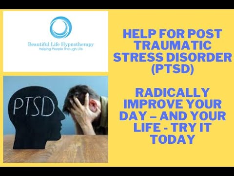 Help For Post Traumatic Stress Disorder (PTSD)