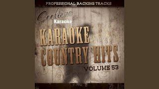 Lord Loves the Drinkin' Man (Originally Performed by Mark Chesnutt) (Karaoke Version)