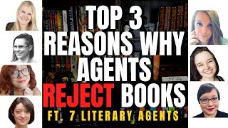Literary Agents Share the Top Reasons Why Manuscripts Are Rejected in the Query Box | iWriterly