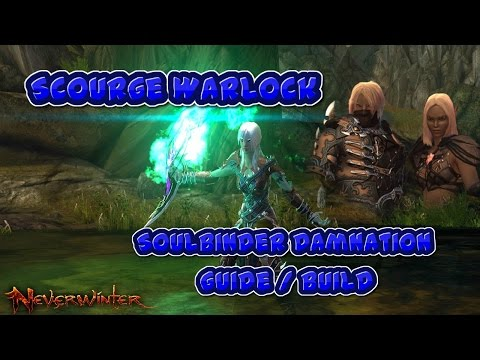 Neverwinter MOD 15 SW Scourge Warlock Fun Damnation