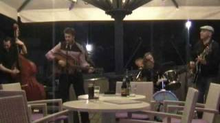 BLUES STAY AWAY FROM ME by The Lucky Cupids (Live at Glacial-Koper 2010).wmv