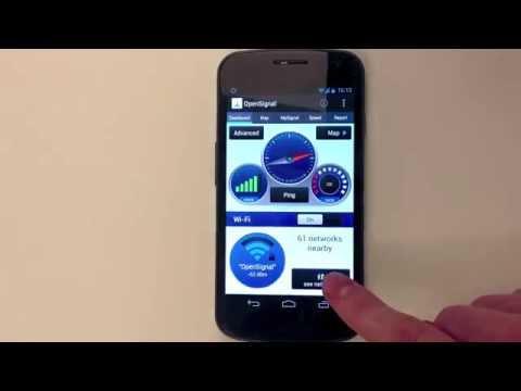Vídeo do Mapas Wi-Fi 3G 4G & Speed Test