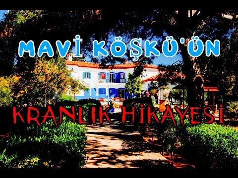 Kıbrıs'ta Mavi Köşk Ve Karanlık Hikayesi