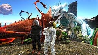 ARK: Survival Evolved Online #20 - Tham Quan Công Viên Khủng Long Của Mê Game (Jurassic Park)