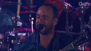 Dave Matthews Band - Satellite - Concert for Charlottesville 9/24/17
