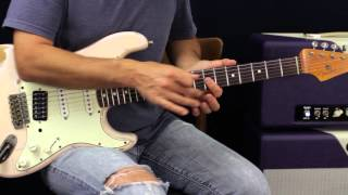 How To Play  - 38 Special  -  Rockin' Into The Night -  Guitar Solo - Guitar Lesson