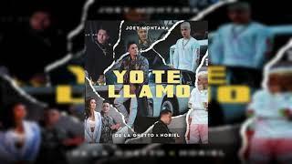 Joey Montana, De La Ghetto, Noriel   Yo Te Llamo (Bass Boosted)