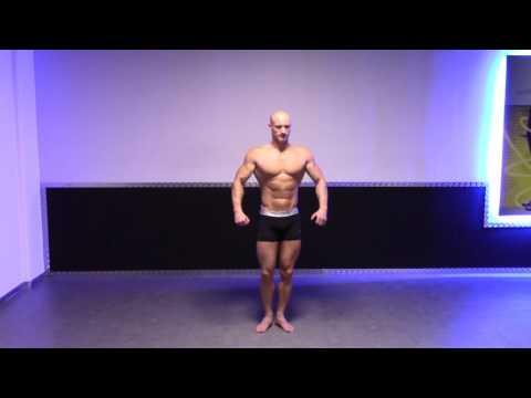 Comme faire les muscles idéaux