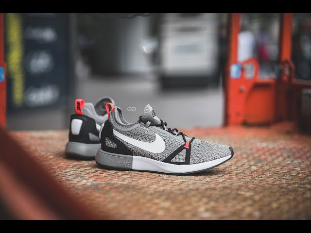 buy popular 1208a 3105c Review   On-Feet  Nike Duel Racer