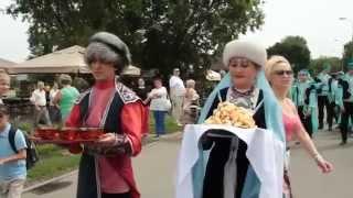 Сабантуй 2014 в Москве
