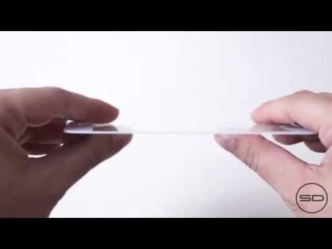 Sapphire iPhone 6 Glass Bending
