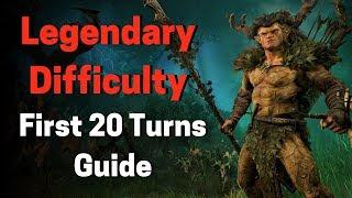 Warhammer II - Legendary First 20 Turns Guide - Wood Elves