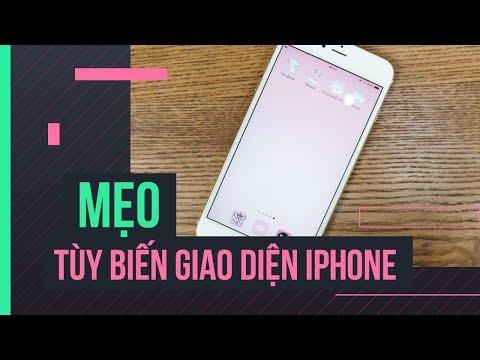 Mẹo vặt: Tùy biến giao diện iPhone mà không cần JB