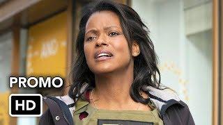"The Enemy Within 1x06 Promo ""Eye Of Horus"" (HD) Jennifer Carpenter, Morris Chestnut spy series"