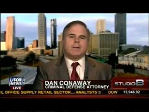 Dan Conaway discussing #warrenhill on @foxnews and the #deathpenalty