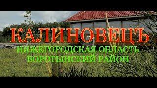 Родовые поместья Нижегородской области Калиновецъ