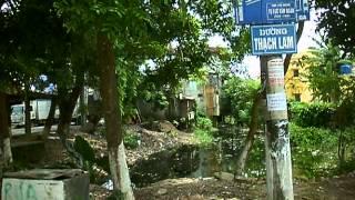 Về phố huyện Cẩm Giàng thăm Thạch Lam và Hai đứa trẻ - mùa thu 2015