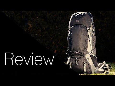 Jack Wolfskin Denali 65 Men Trekkingrucksack Review