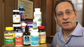 Vitamin D Supplements Explained by ConsumerLab's Dr. Tod Cooperman
