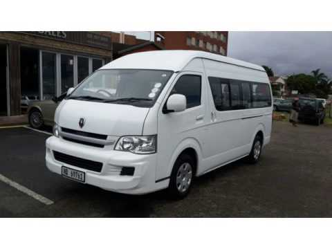 2014 JINBEI HAISE H2 16 SEATER Auto For Sale On Auto Trader South Africa