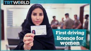 20-A Bee street celebrates women drivers in Saudi Arabia !!!!!