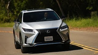On Cars - On the road: Lexus RX350 F Sport