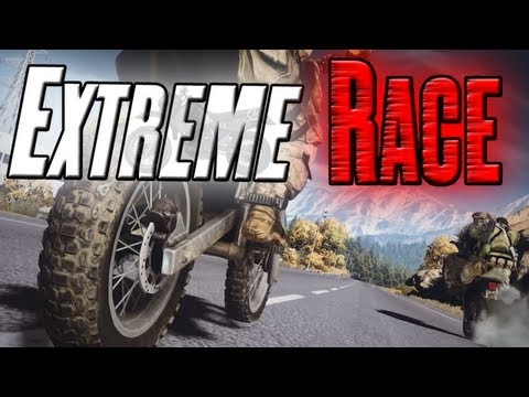 EXTREME RACE - Course De Youtubers! - Trailer