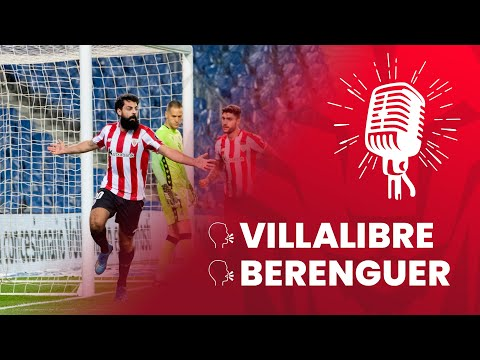 🎙 Asier Villalibre & Álex Berenguer | post Real Sociedad 1-1 Athletic Club | J29 LaLiga 2020-21