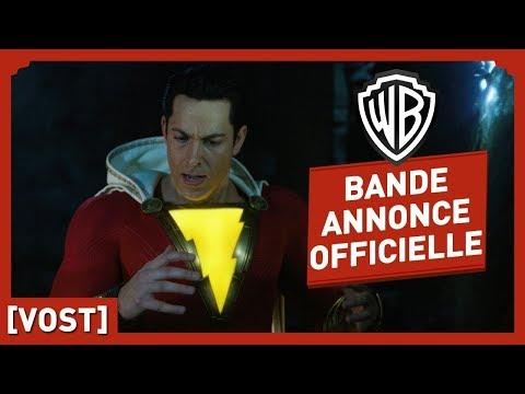 Shazam ! Warner Bros. France