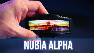 ZTE nubia Alpha: A Flexible OLED on your wrist