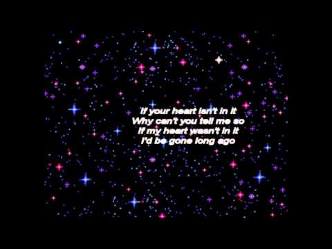 Atlantic Starr- If Your Heart Isn't In It Lyrics