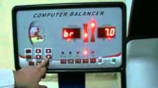 Балансировочный стенд BEST W 62 от компании АвтоСпец - видео 1