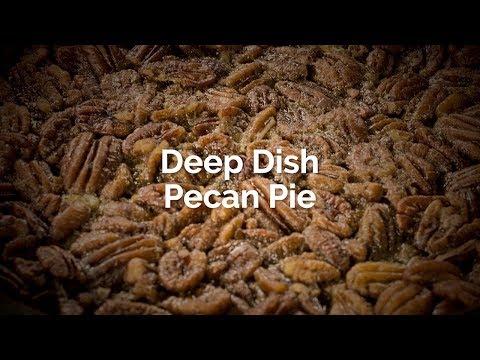 Oven Free Deep Dish Pecan Pie ♨️ Saladmaster Sizzler
