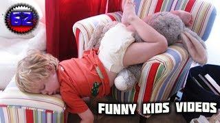 СМЕШНЫЕ ДЕТИ - ПРИКОЛЫ С ДЕТЬМИ! Попробуй не засмеяться! Смешные Видео Детей #62