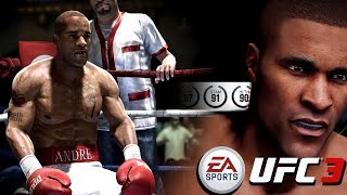 Andre Bishop Is Now The Best Boxer In EA UFC 3!