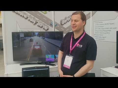 Introducing Automotive Simulator at iROS 2018