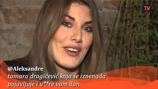 Tamara Dragičević čita tvitove o sebi  | Mondo TV
