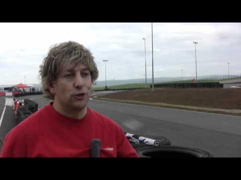 Karting. Asier Ijurra (01/05/11)
