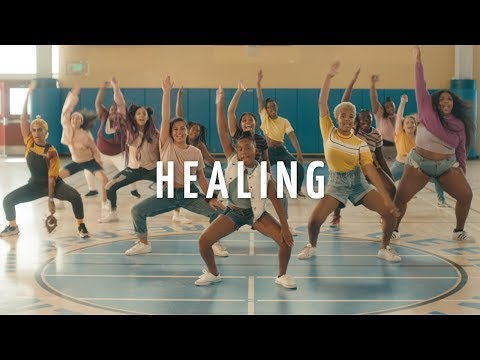 "SISTERHOOD • ""Healing"" (Featuring Lizzo, Madame Gandhi, And Seattle's Northside Step Team) - Girls Who Code"