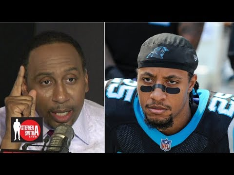 Stephen A. calls out Eric Reid over Jay-Z/NFL deal criticism | The Stephen A. Smith Show