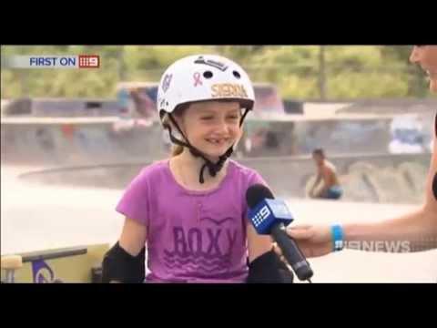 Sierra Kerr - the coolest skater you'll ever meet