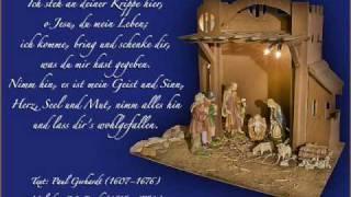 Ich steh an deiner Krippe hier (J.S. Bach - Arr. Chr. Kandert)