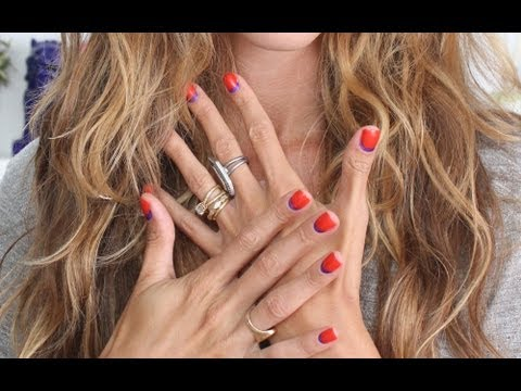 How To: Ruffian Manicure Tutorial